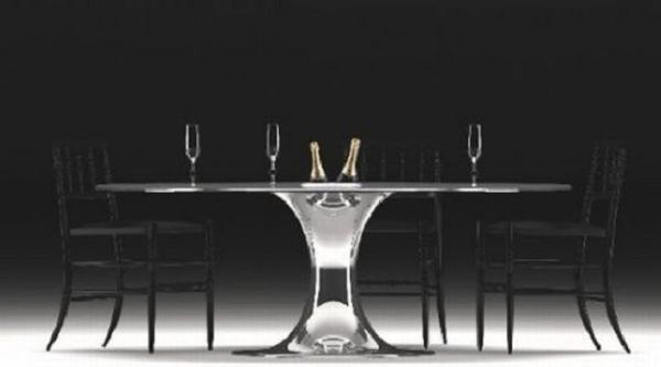 The Drain table