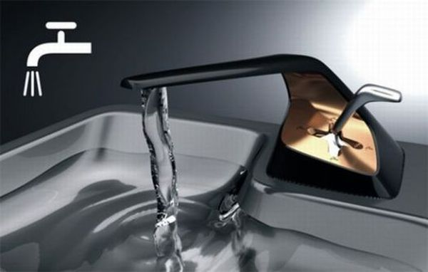 The +Shifter faucet