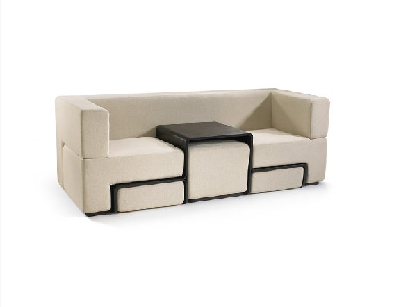 The Slot Sofa