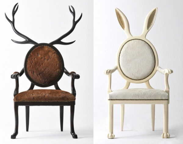 The Wild Side Of The Chairs Captured By Merve Kahraman