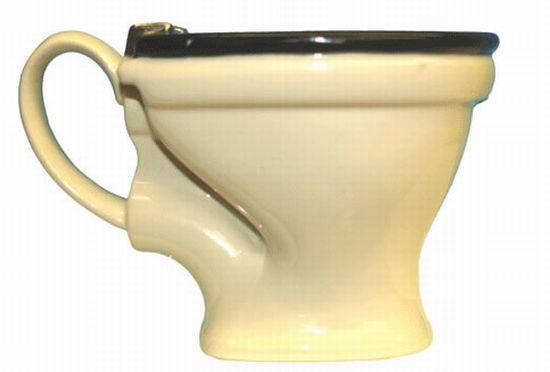 throne mug