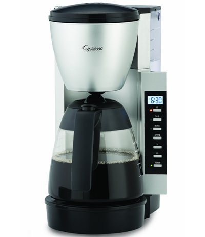 Coffee Maker Reviews Best Value : Capresso Coffee Maker: Top 7 with Price and Reviews Hometone