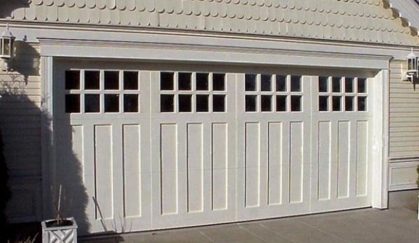Wooden garage doors top 10 styles listed hometone for Wooden garage door designs