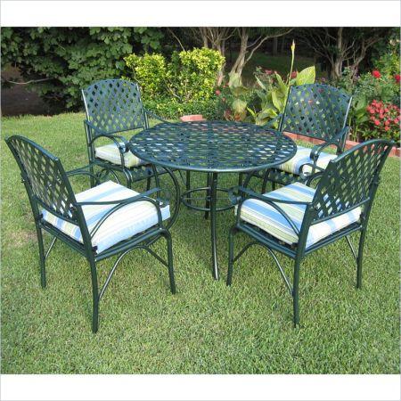 Wrought Iron Patio Furniture: Top 7 Designs - Hometone