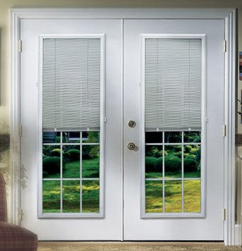 Superieur It Comes With The Frame Which Is Stainable And Paintable. There Are No  Exposed Cords And The Glass Is Tempered Safety Glass. For Double Doors 2  Units Must ...