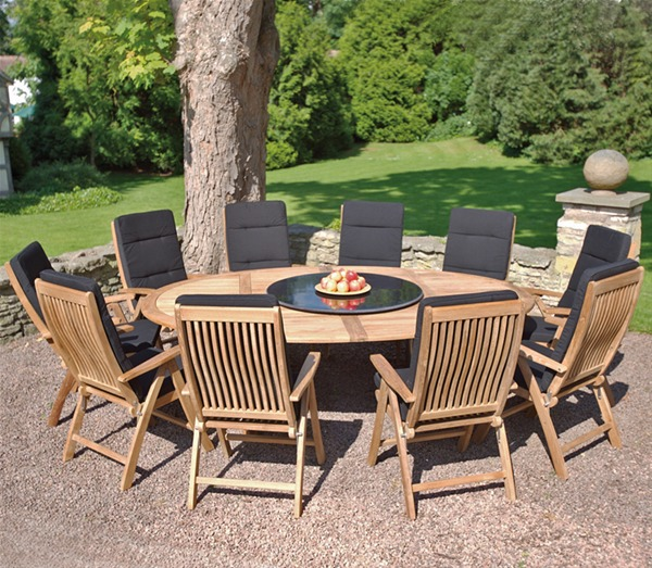 Teak Patio Furniture Top Designs Hometone Home Automation - Teak patio table with leaf