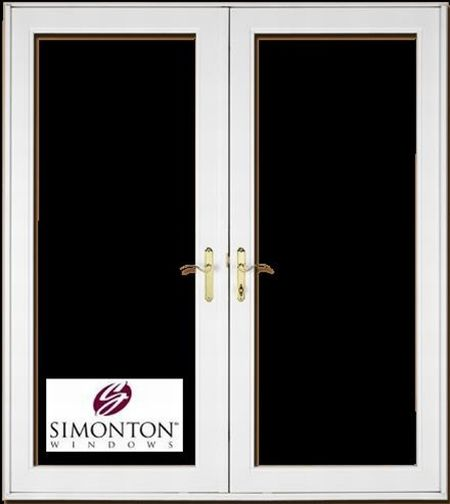 The elegance and classic touch of design you will feel while opening up your room with this Simonton French door adds more to your interior.  sc 1 st  Hometone & Patio Doors: 10 Best with Prices Reviews and Ratings - Hometone ...
