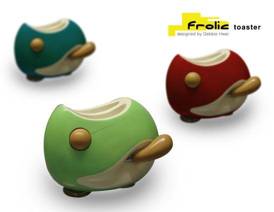 toaster 3 colors y2dF7 1822