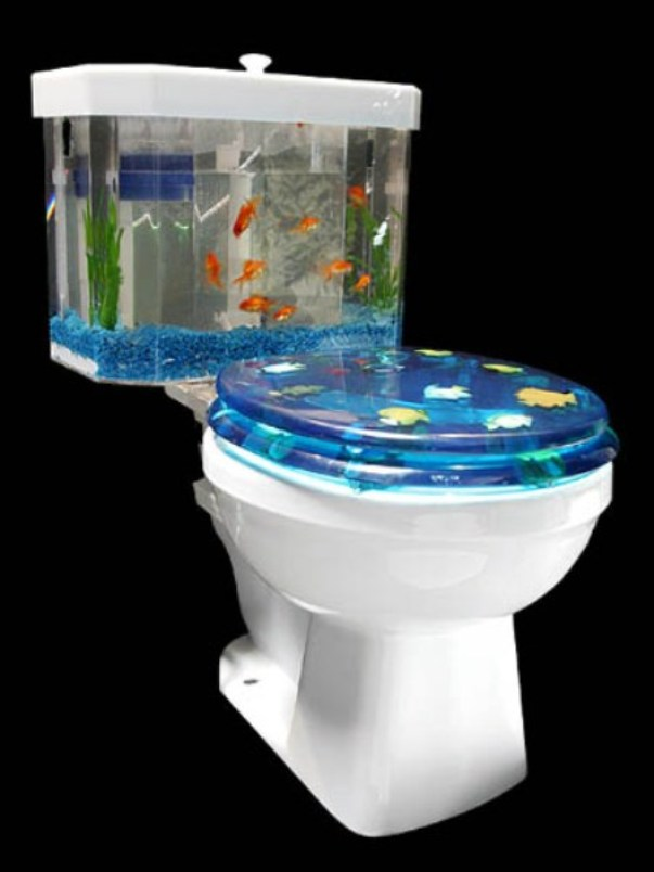 Most Unusual And Creative Fish Tanks Hometone Home