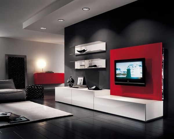 Awesome Television Decorating Ideas Ideas - Interior Design Ideas ...