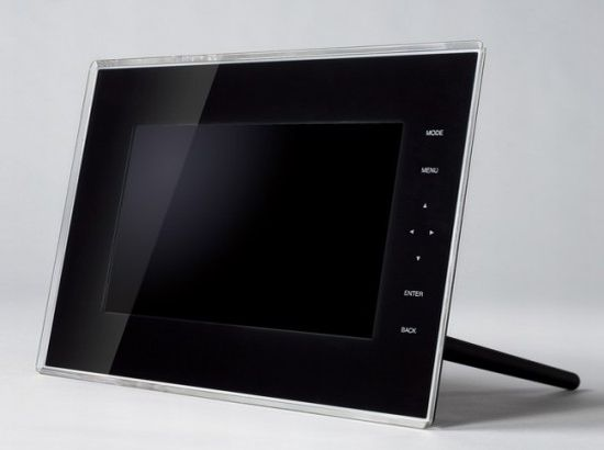 toshiba digital media frame dmf82xk 540x410