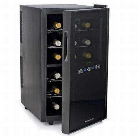 touchscreen wine refrigerator 1