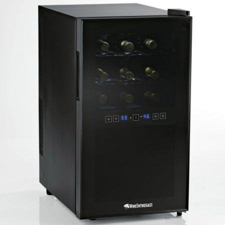 touchscreen wine refrigerator 3