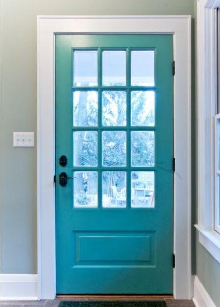 traditional doorknob