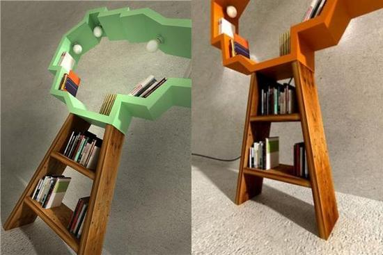 tree bookcase 1