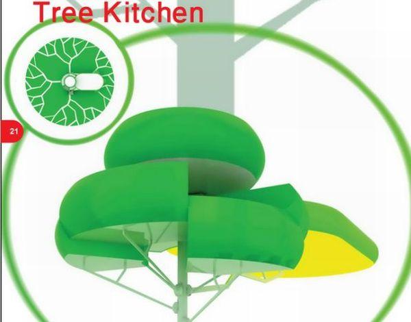 Tree Kitchen