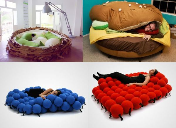 Trendy bed designs