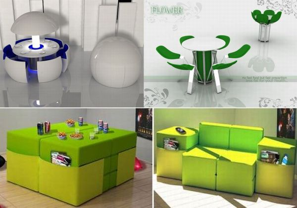 Trendy furniture designs