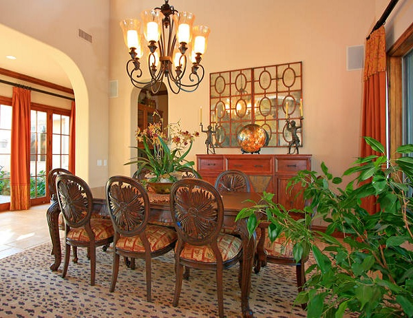 Dining Room Decorating Ideas Hometone