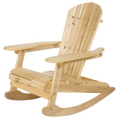 Wooden rocking chairs 7 most comfortable hometone for Rocking chair design plans