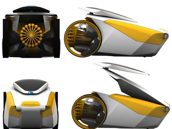 tufan dyson service robot concept 1