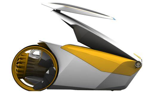 tufan dyson service robot concept 4