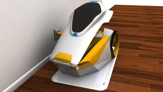 tufan dyson service robot concept 8