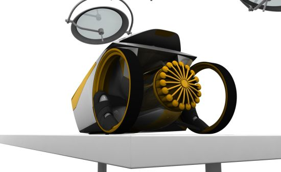 tufan dyson service robot concept 9