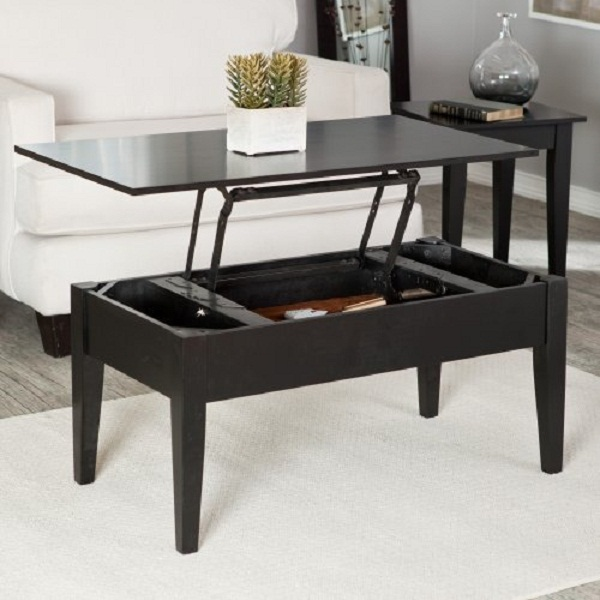 Striking Lift Top Coffee Tables Hometone