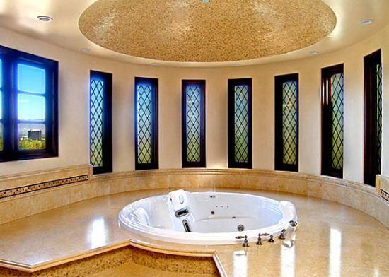 tuscan style mansion4