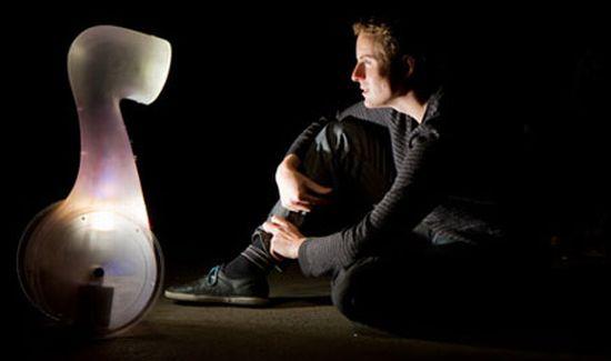 tvor lamp