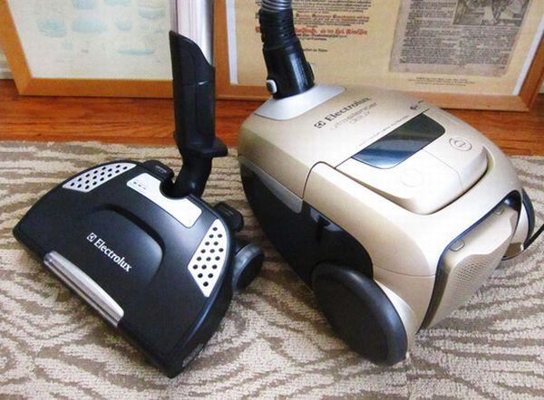 UltraSilencer Delux vacuum cleaner