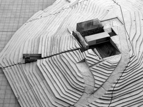 underground house deca architecture