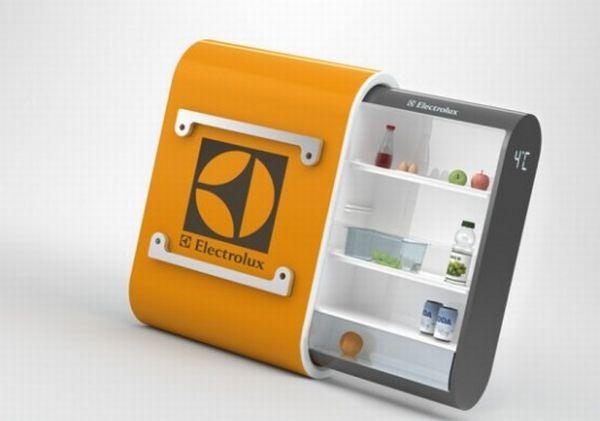 10 unique refrigerator concepts for futuristic homes