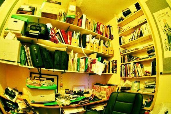 Unnecessary Clutter