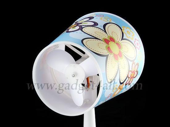 usb fan lamp 4