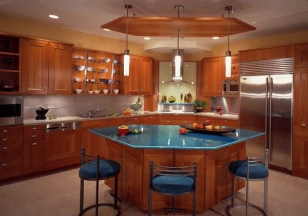 L Shaped Kitchen Designs Hometone