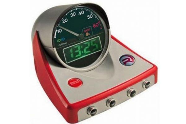 V8 Alarm Clock