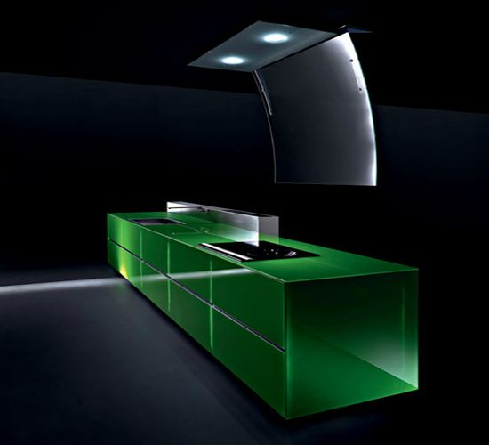 valcucine recyclable kitchen 327Vv 1822