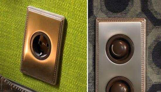 venezia rocking and rotary switches