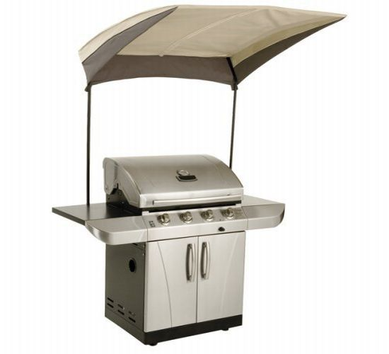 veranda grill canopy  sc 1 st  Hometone & Forget about sunburn or rain with Veranda Grill Canopy - Hometone ...