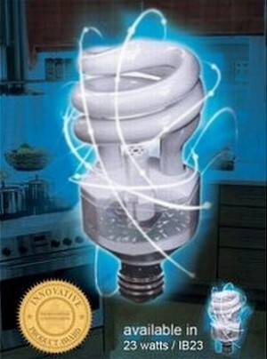 viatek ionic air freshening cfl light bulb1