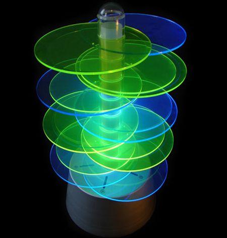 vibonic stack