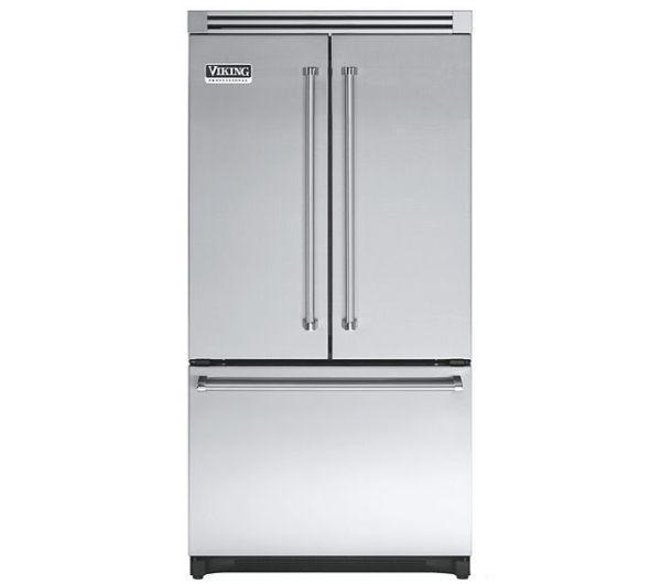 Viking VCFF136SS French Door Refrigerator
