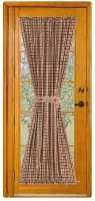 Charmant French Door Curtains: 7 Most Stylish