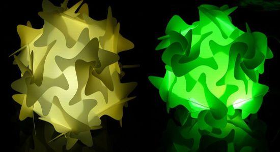 vodrosli modular lamp