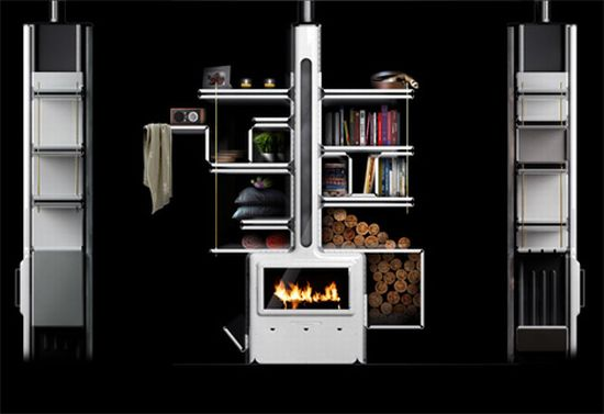 vulcan stove fireplace