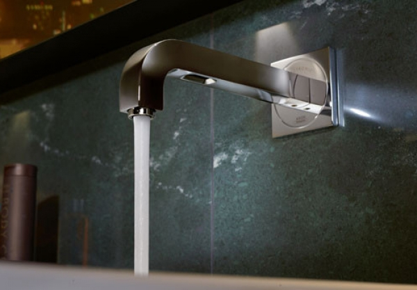 Wall Mounted Electronic Faucet