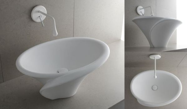 Washbasin Kalla by Mastella Design