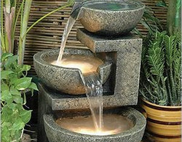 Beautiful Water Fountains For Your Garden Hometone